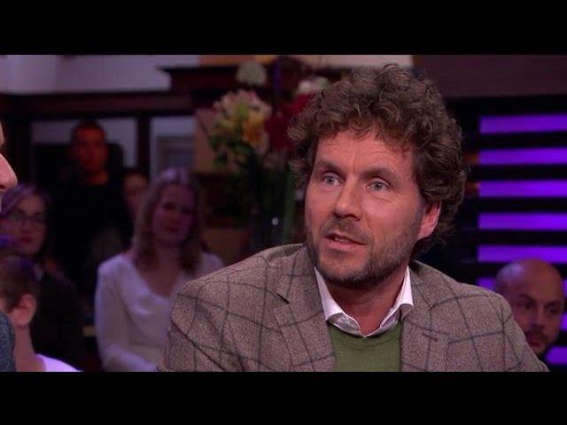 """De 'Beer' is los: """"Extreme kou kan onze kant opkom - RTL LATE NIGHT"""
