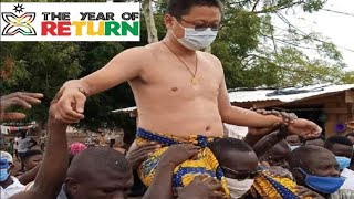 The Year Of Return To A Chinese Chief? Ghana Is Triopin
