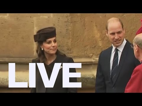 William and Kate Break Royal Protocol | ET Canada LIVE
