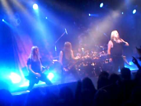 Amon Amarth - Risen From The Sea 30.12.2008,  Zeche Bochum mp3