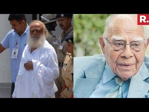 Ram Jethmalani Reacts On Asaram Case Verdict