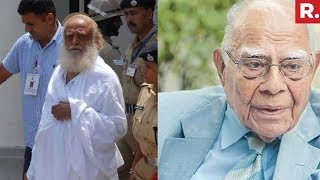 Ram Jethmalani Reacts On Asaram Case Verdict