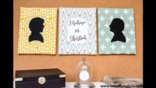Sherlock Holmes Wall Art