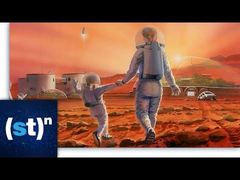 Robert Zubrin explains the importance of the manned exploration of Mars