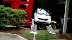 Unloading the Smart Car at Home