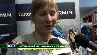 TV SEVERKA - Anastasiya Kuzminová v Žiline