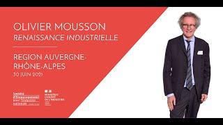 Olivier Mousson - Jeunesse, Industrie, et nouvelles valeurs