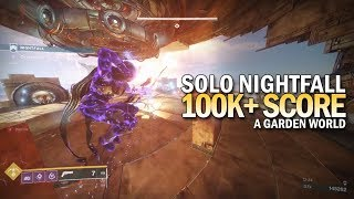 How to get nightfall high score