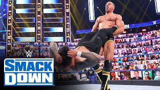 Cesaro vs. Jey Uso: SmackDown, April 16, 2021