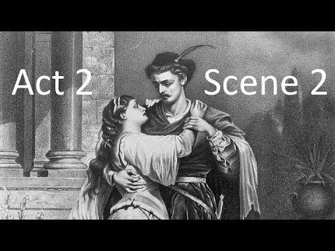 No Fear Shakespeare: Romeo and Juliet Act 2 Scene 2