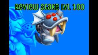 Review Stake lvl 100 - POLAR GAMES