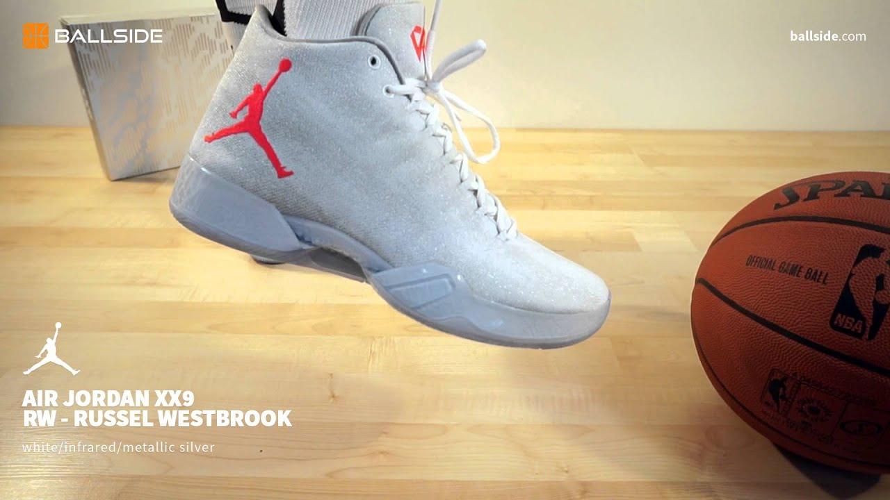 AIR Jordan XX9 RW on feet - YouTube 64c0ef94a8