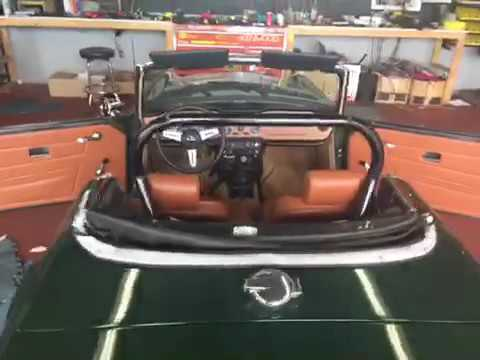 Thumbnail for Triumph TR-6 Completed Interior