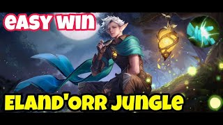 Eland'orr Jungle! How to Easy win play