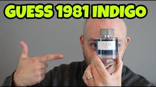 Guess 1981 Indigo for men (2018 release)