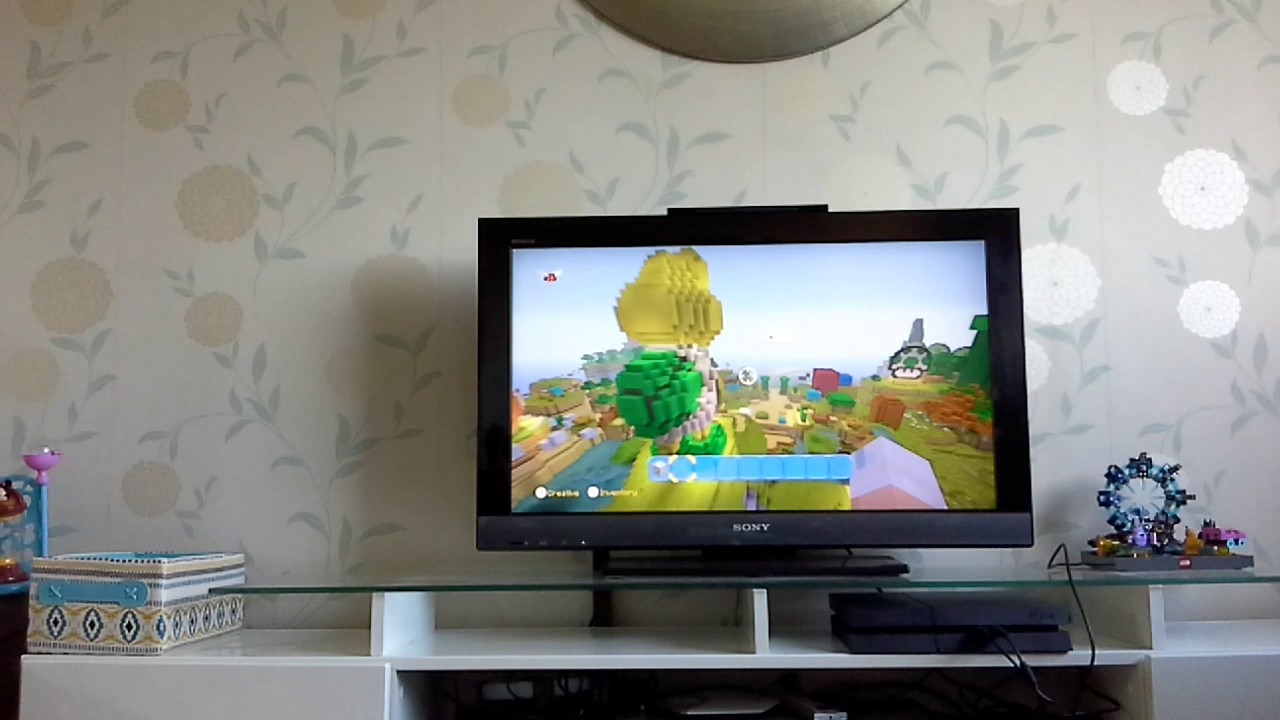 Yput Youtube: Quest To Catch Bowser Part 1 : Minecraft Wii U Edition