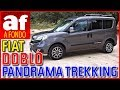 Fiat Dobló Panorama Trekking  | Review Al Completo