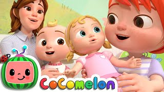 I Want to be Like Mommy | CoComelon Nursery Rhymes & Kids Songs