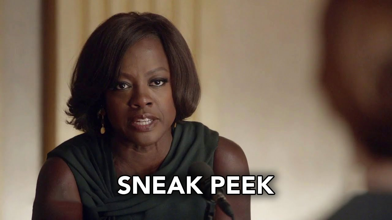 'HTGAWM' Season Finale Recap: Laurel ... - HelloBeautiful