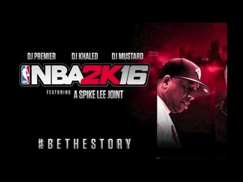 DJ Premier - Hold The City Down (NBA 2K16) 1 Hour version