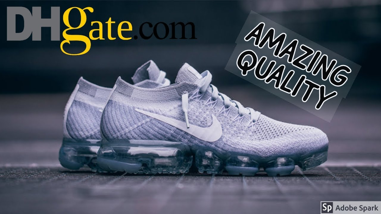 eed13f0bdb9  45 AMAZING 2018 DHGATE NIKE VAPORMAX REVIEW - YouTube
