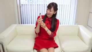 皆藤愛子 3Dプリント・フィギュア™のご購入はこちら http://amzn.to/1qy...