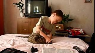 meow не обижай кота сынок НУ НИХУЯ СЕБЕ Ржач Юмор Ржака хаха аха Приколы каха 100500 фильм порно гуф