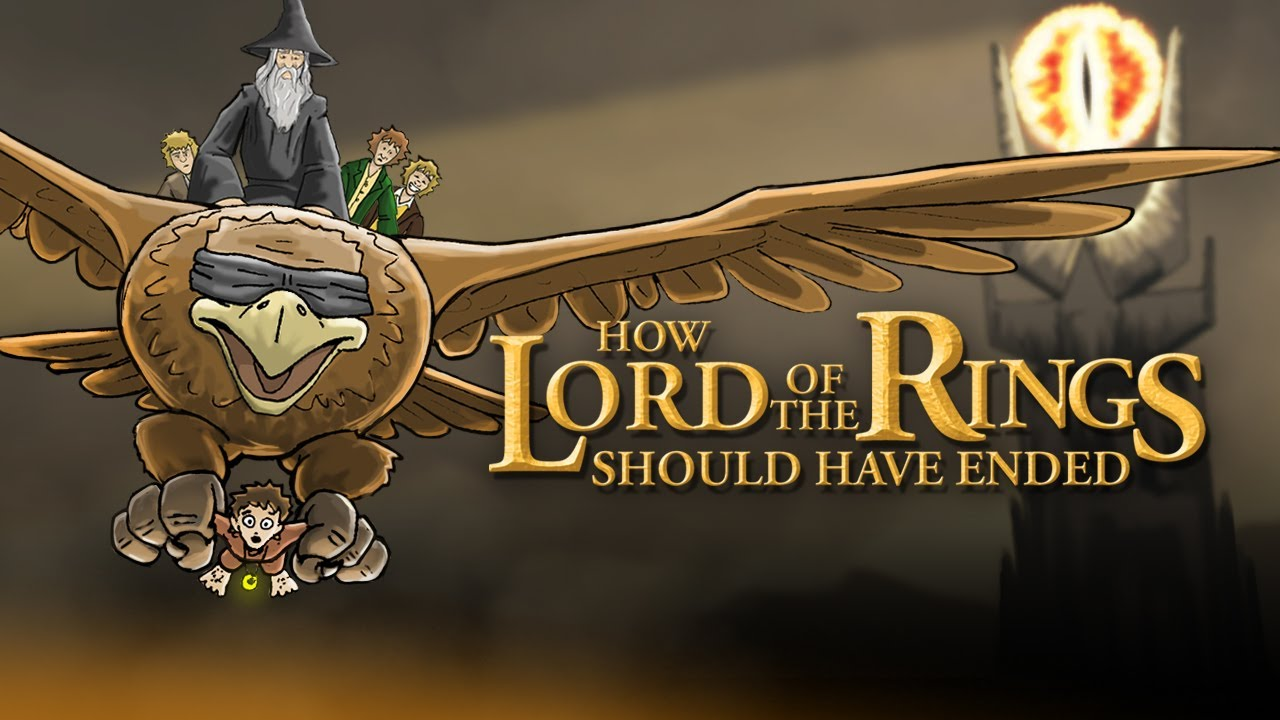 Download How Lord of The Rings Should Have Ended