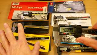 Digital Caliper Round-Up (:1:) Which Digital Caliper Should I Buy? ~My Recommendation~