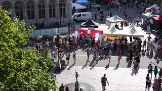 Bachata Flashmob Con Calma