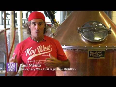 Legal Rum Distillery in Key West