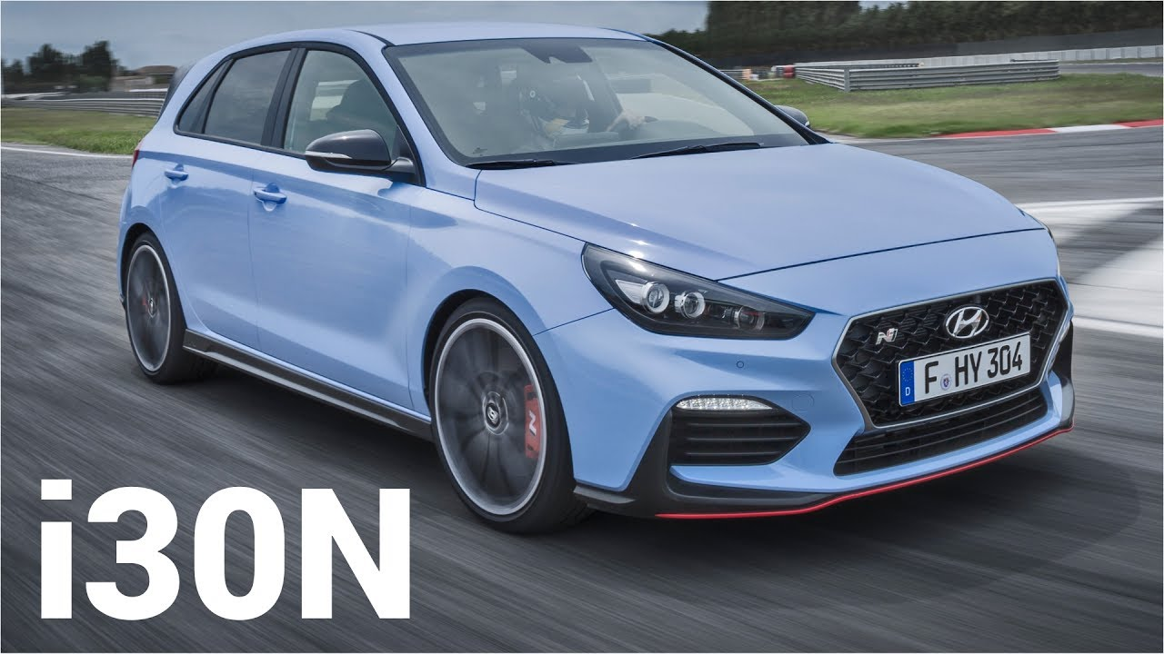 2018 Hyundai I30n Everyday Sports Car 275 Ps