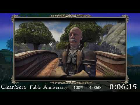 Fable Anniversary Marathon - Fable Anniversary 100% By CleanSera