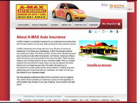 A Max Insurance Company Review Quotes Youtube