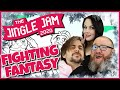 jingle jam day 14 fighting fantasy w lewis simon amp nina serena 14 12 20