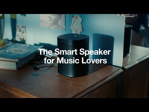 The new Sonos One: From Heartbreak to Healing