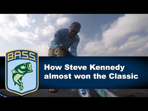Steve Kennedy's Championship Sunday at the Bassmaster Classic