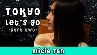 Tokyo, Let's Go! Part 2 : Sushi & Bearbrick
