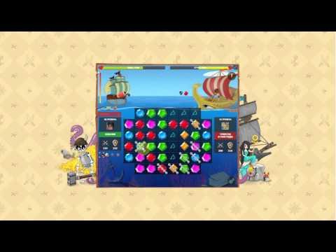 Игра Сокровища Атлантиды, играть бесплатно онлайн