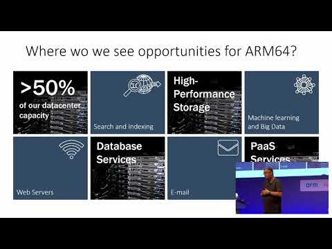 HKG18-300K1 - Keynote : Leendert van Doorn Microsoft Azure