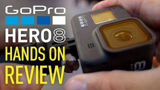 GoPro Hero 8 Black Hands-On Review: Vlogging Powerhouse?