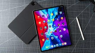 Apple iPad Pro 2020 Test: Besser als Samsung & Microsoft? | Deutsch