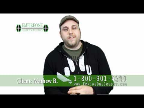 Empireone Credit Solutions Testimonial Mathew B