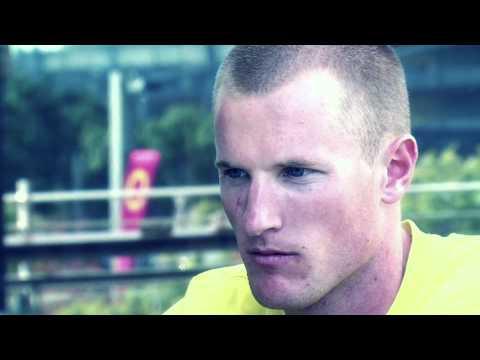 Search for AUSTRALIA's FASTEST MAN: Athlete #1 - Andrew McCabe