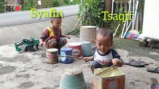 Download Latihan saur saur syafin tsaqif zahra #saur_ra_saur_sak_karepmu parodi
