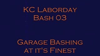 KC Labor day bash 8/31/03