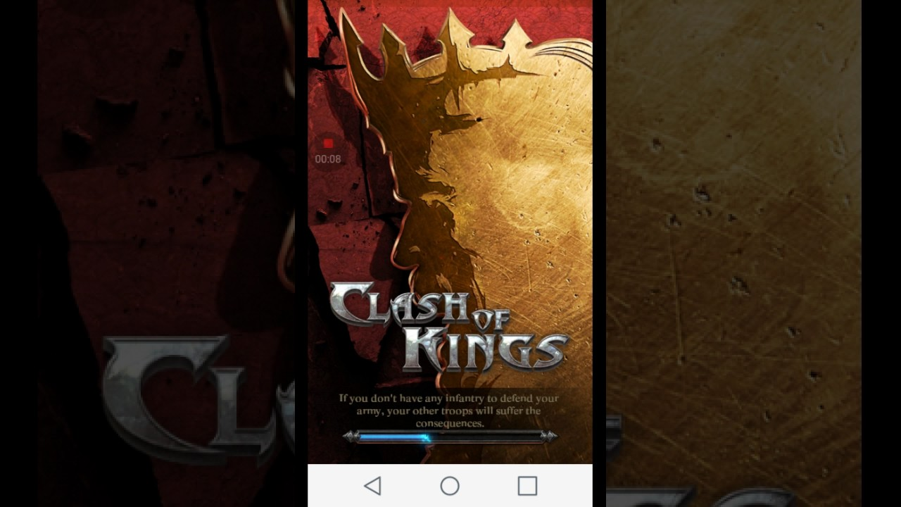 Clash of Kings : CEO attack base!!!!