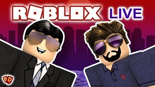 🔴 Roblox Live | Jailbreak, Vehicle Simulator and MM2 | Ben and Dad