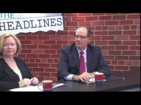 Behind the Headlines April 17, 2017 Susquehanna Valley Center for Public Policy
