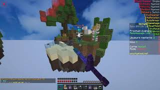 Hypixel skywars hacking (Moon hacked client)